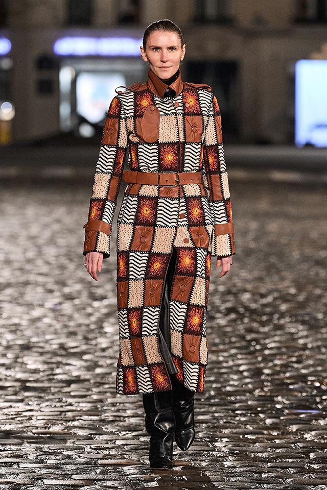 Палто на Chloe за есен 2021