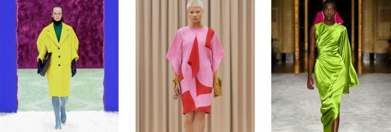 Модните тенденции за Есен 2021