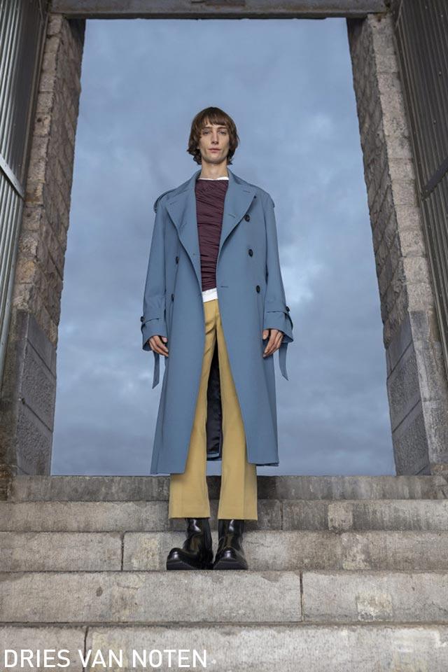 Палтото - вечно модно явление