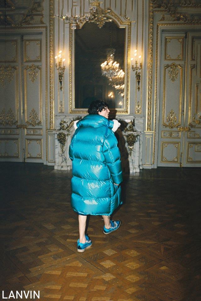 Найлоновите якета отново хит през зимата