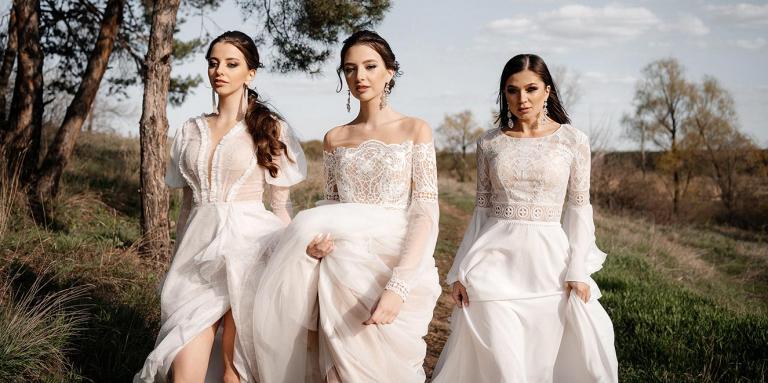 Сезонът на сватбите е тук. Ето какво да облечеш!